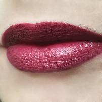 Both the lip liner & liquid lipstick.